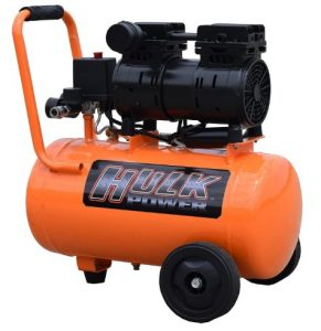EMAX Air Compressor - With Maximum Noise Reduction