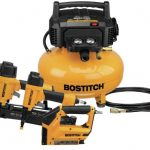 BOSTITCH Air Compressor Combo Kit - For Multipurpose Use