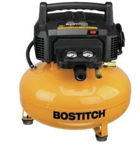 BOSTITCH Pancake Air Compressor - Best Air Compressor Under 100