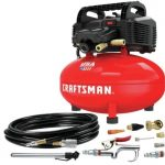 CRAFTSMAN 6-Gallon Pancake Air Compressor