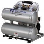 California Air Tools, 4610AC, Air Compressor, Ultra Quiet, 1.0 HP