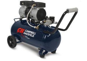 Campbell Hausfeld 8 Gallon Portable Quiet Air Compressor (DC080500