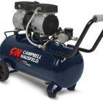 Campbell Hausfeld 8 Gallon Portable Quiet Air Compressor (DC080500)
