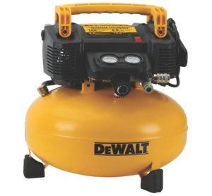 DEWALT Pancake Air Compressor - Best Air Compressor For Nailing