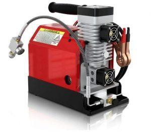 GX Portable PCP Air Compressor, 4500psi