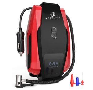Helteko Portable Air Compressor Pump