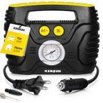 Kensun Portable Air Compressor with Analog Dial
