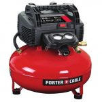 Porter-Cable C2002 Pancake Compressor