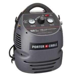 Porter-Cable CMB15 Air Compressor, 1.5-Gallon Tank