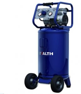 STEALTH Blue – SAQ-12018 Air Compressor