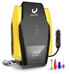 VacLife Air Compressor/Tire Inflator