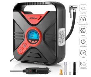 WindGallop Portable Air Compressor/Tire Inflator
